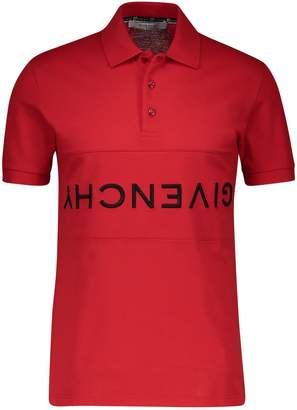 Givenchy Slim fit logo polo shirt