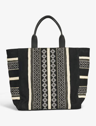 Lucky Brand COTTON WORK TOTE