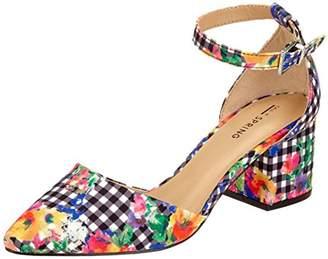 b6f8e8f667bd Call it SPRING EU Women s TRIVIO Ankle Strap Heels