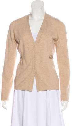 Brunello Cucinelli V-Neck Knit Cardigan