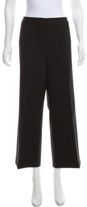 Lafayette 148 High-Rise Wide-Leg Pants