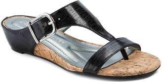 Andrew Geller Iwin Wedge Sandal - Women's