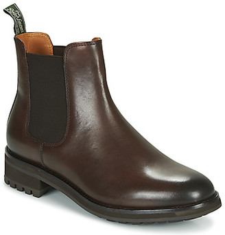 BRYSON CHLS men's Mid Boots in Brown
