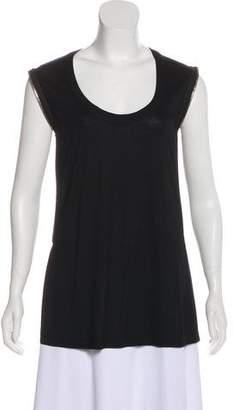 Givenchy Embellished Sleeveless Top