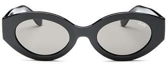 6907e4c7a7 Quay Women s See Me Smile Round Sunglasses