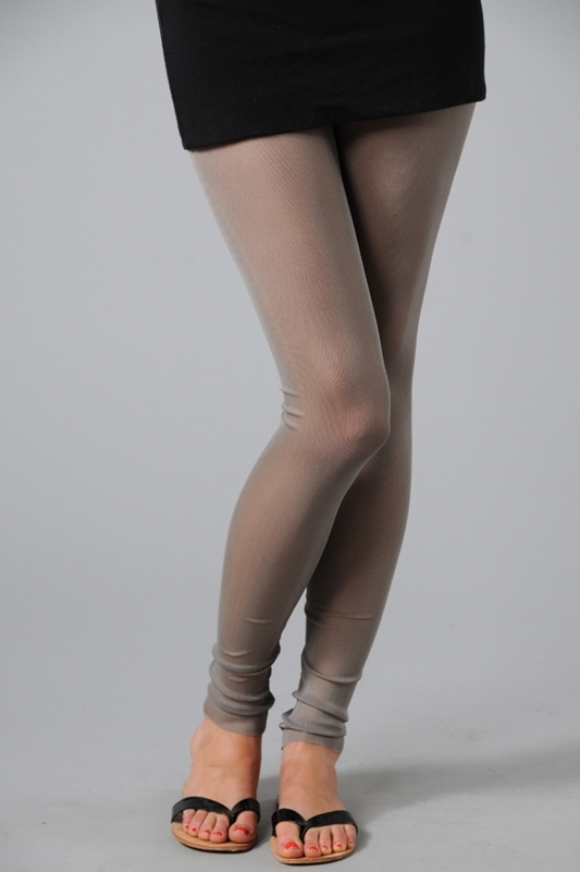 Suh-Tahn Mesh Legging