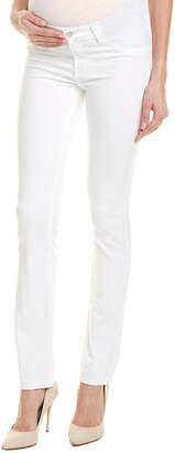 J Brand Mama J White Rail Super Skinny