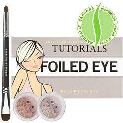 Bare Escentuals Tutorials - Foiled Eye