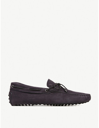 Tod's Tods Gommino heaven driving shoes in nubuck