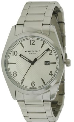 Kenneth Cole New York Kenneth Kole New York Stainless Steel Mens Watch 10031331