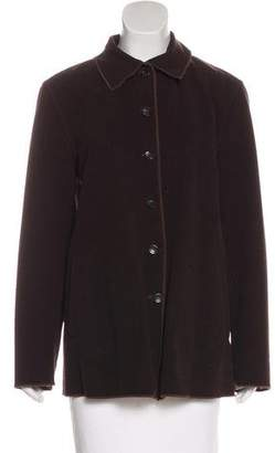Giorgio Armani Lightweight Short Coat