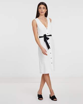 Atmos & Here ICONIC EXCLUSIVE - Maddi Bow Dress