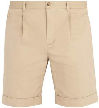 BEIGE Éditions M.R editions M.r - Clark Cotton Chino Shorts - Mens
