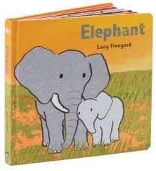 Jellycat Baby's Lucy Freegard's Elephant Book