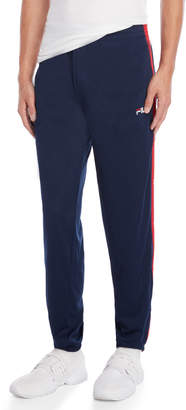Fila Navy Perforated Tear-Away Pants
