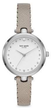Kate Spade KSW1357 Three-Hand Holland Watch