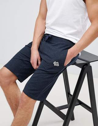 Jack and Jones Jersey Shorts In Navy
