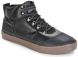 Quiksilver GREBE men's Mid Boots in Black