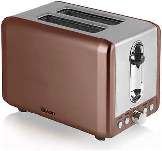 Swan ST14040COPN 2 Slice Copper Toaster