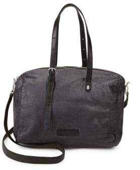 Liebeskind Berlin Washed Leather Satchel