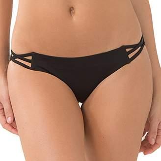 Smart & Sexy Smart+Sexy Women's Swim Secret Cheeky Bikini Bottom