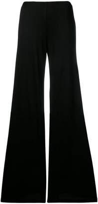 M Missoni wide leg stretch trousers