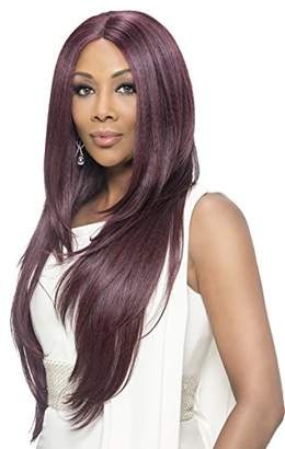 Vivica A Fox Hair Collection Jamie Deep Swiss Lace Front Wig Invisible Lace Part