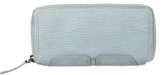 3.1 Phillip Lim Textured Leather Continental Wallet