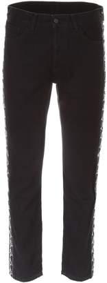 Marcelo Burlon County of Milan Kappa Denim Jeans