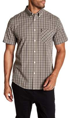 Ben Sherman House Gingham Short Sleeve Regular Fit Shirt