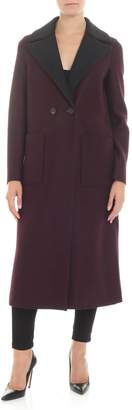 Harris Wharf London Wool Long Coat