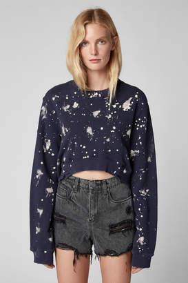 Blank NYC Navy Sweater