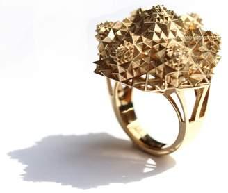 Of A Kind John Brevard Gold One Thoscene Ring