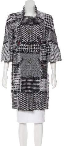 Tweed Paris-Dubai Coat