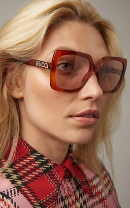 Gucci Strass Sunglasses