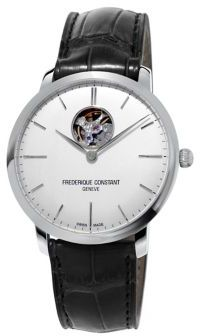 Frederique Constant Slimline Auto Heart Beat Automatic Watch