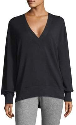 Rag & Bone Relaxed V-Neck Pullover