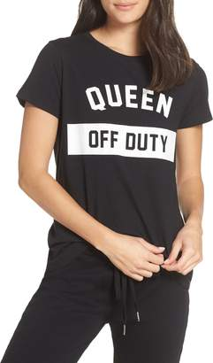 The Laundry Room Queen Off Duty Tee