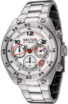 Sector Men's R3273177045 SK-Eight Collection Chronograph Stainless Steel Watch