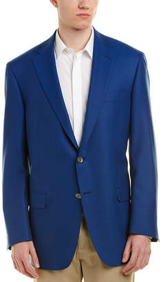 Hart Schaffner Marx Chicago Classic Fit Wool Sport Coat