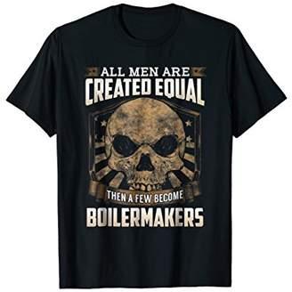 Union Boilermaker T Shirt - American Proud Laborer T