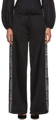 Alexander Wang Black Pull-On Lounge Pants