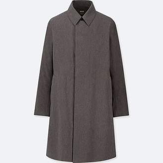 Uniqlo Men's Blocktech Convertible Collar Coat