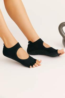 Toesox Bellarina Low Rise Half Toe Grip Sock