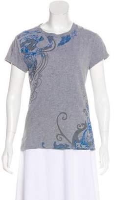 Fila Short Sleeve Printed T-Shirt
