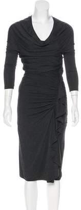 Givenchy Knit Midi Dress
