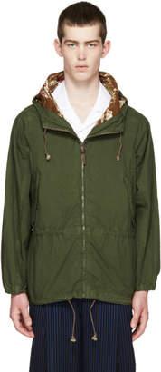 Visvim Green Nakota Jacket