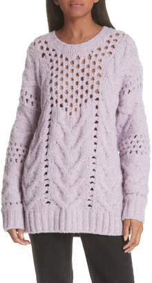 IRO Fordon Open Stitch Sweater