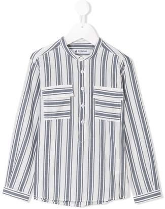 Dondup Kids striped shirt