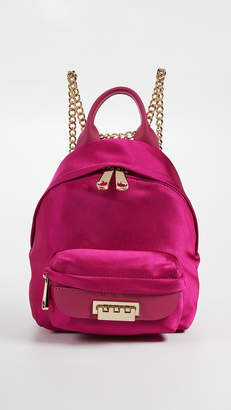 Zac Posen Eartha Iconic Micro Chain Backpack